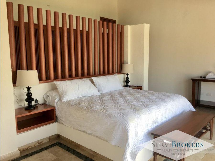 villa en venta 2 dormitorios 2 banos green village cap cana