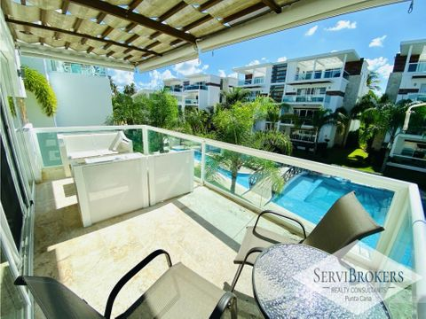 punta cana bavaro penthouse 3 bedroom with private suite