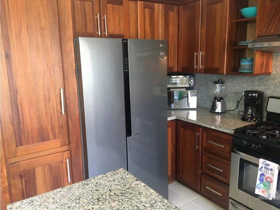 punta cana apartamento 2 habitaciones 2 banos el cortecito