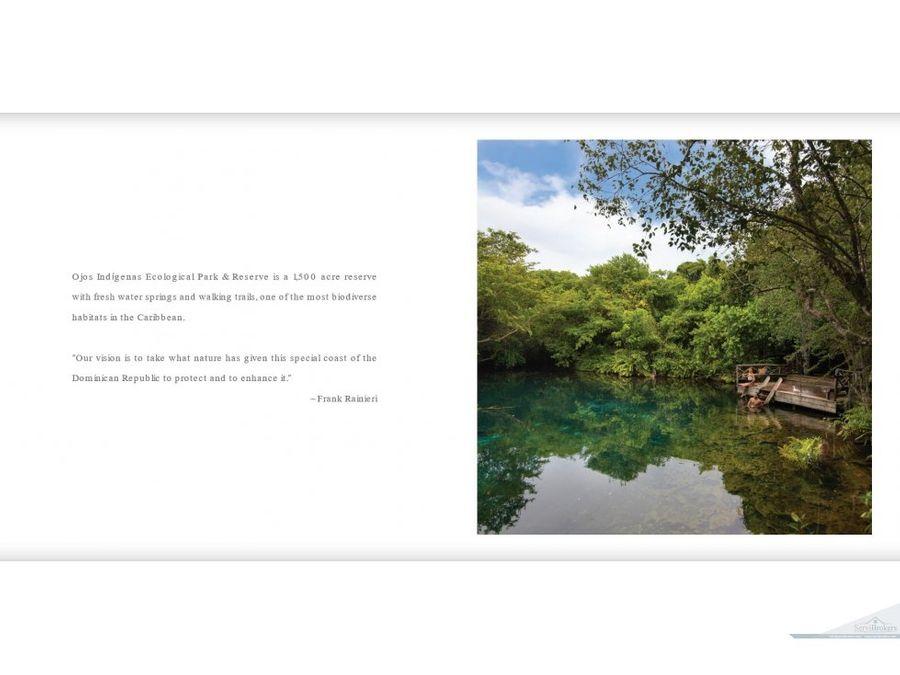 parcela lagos venta punta cana