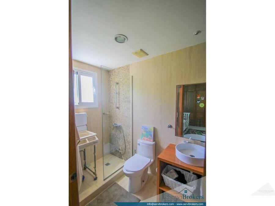 apto en venta en punta cana village 2 habitaciones
