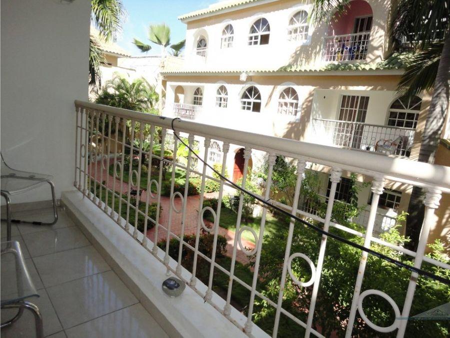 apartamento en venta sun beach el cortecito