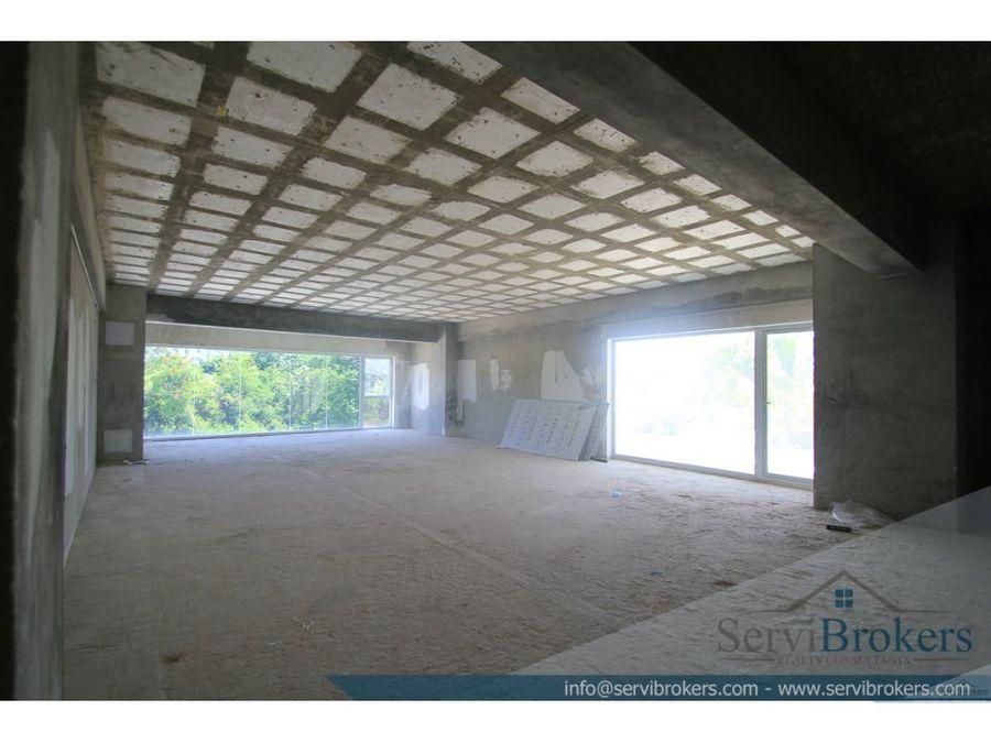 oficina alquiler 300 m2 punta cana village
