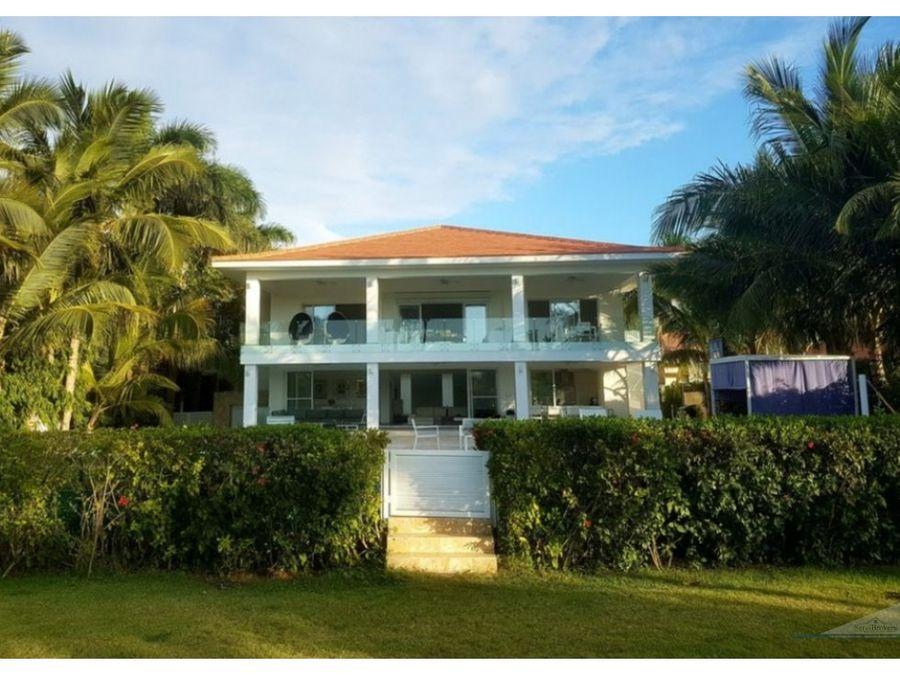 villa 4 habitaciones 6 banos cocotal bavaro punta cana