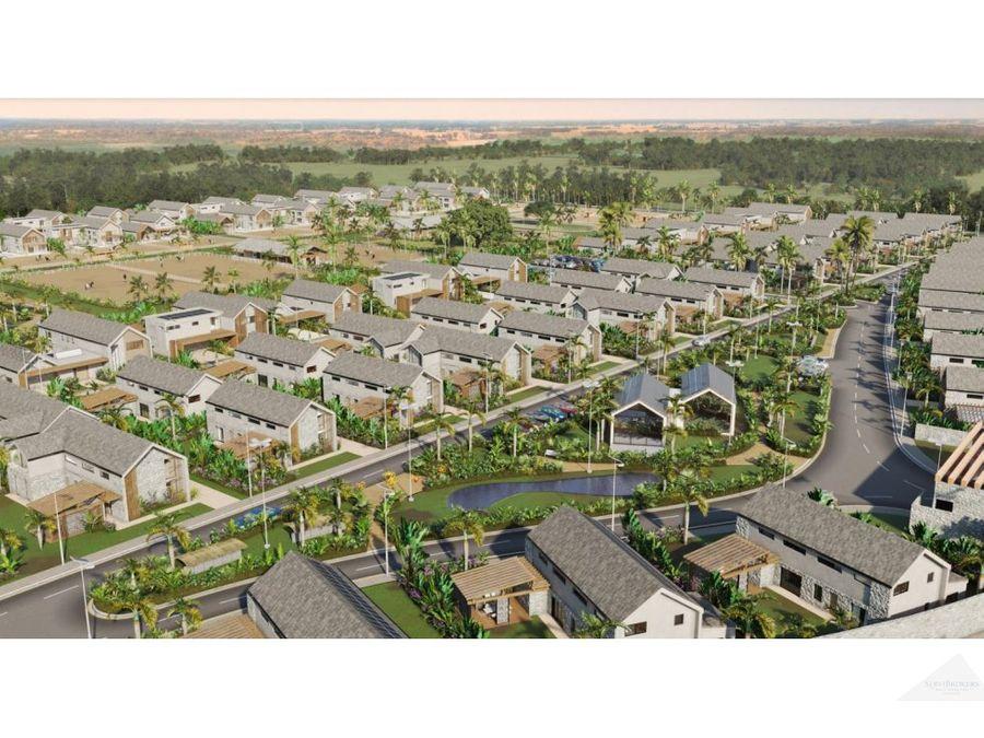 punta cana residencia ecuestre villa 5 habitaciones en venta
