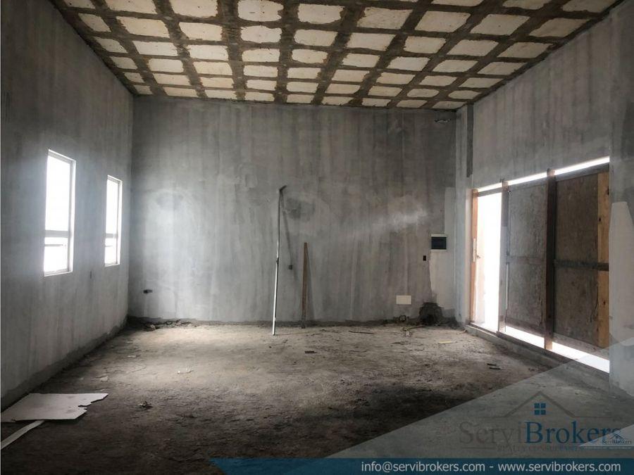 local alquiler 45 m2 29 m2 terraza bavaro