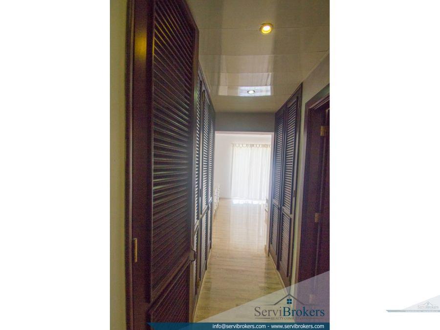 apartamento 3 habitaciones cocotal golf club
