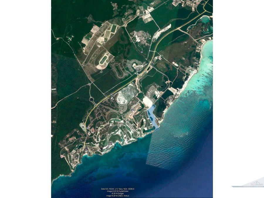 terreno playa cap cana punta cana 143000 m2