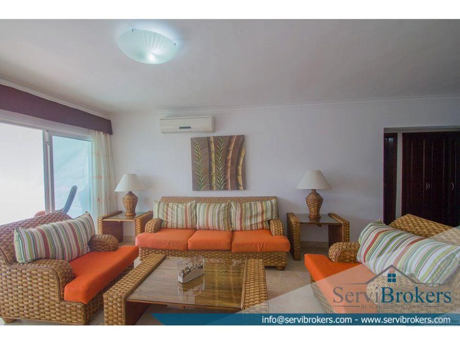 apartamento 2 habs playa campo de golf punta cana