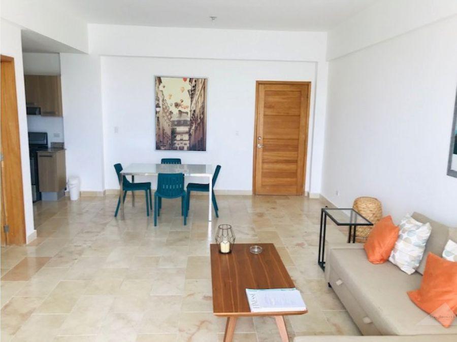 apartamento 1 habitacion 1 bano con muebles mantenimiento incluido