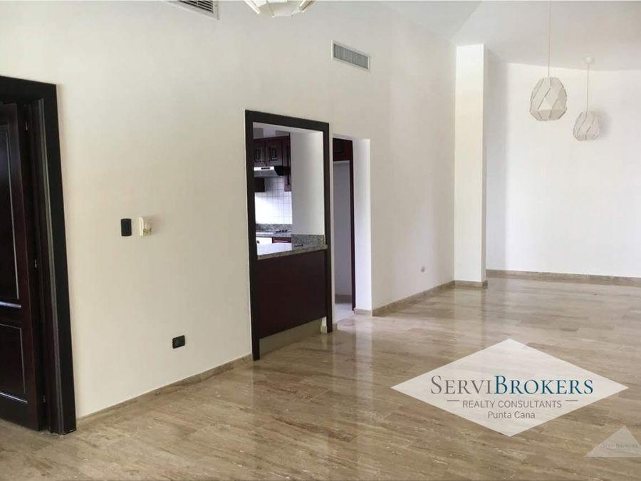 punta cana cocotal venta apartamento 2 habitaciones 2 banos