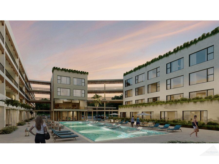 apartamentos nuevos ful amoblados en venta punta cana