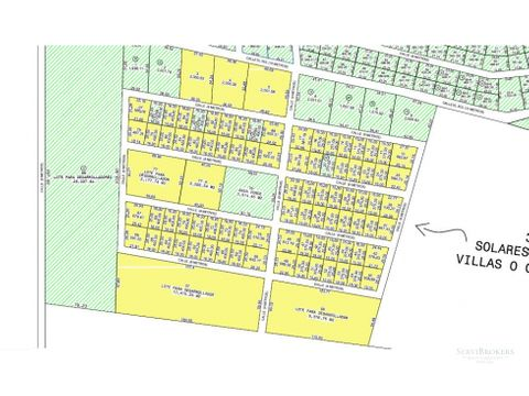 terrenos en venta parcelas 375m2 land for sale lots 403647sqf
