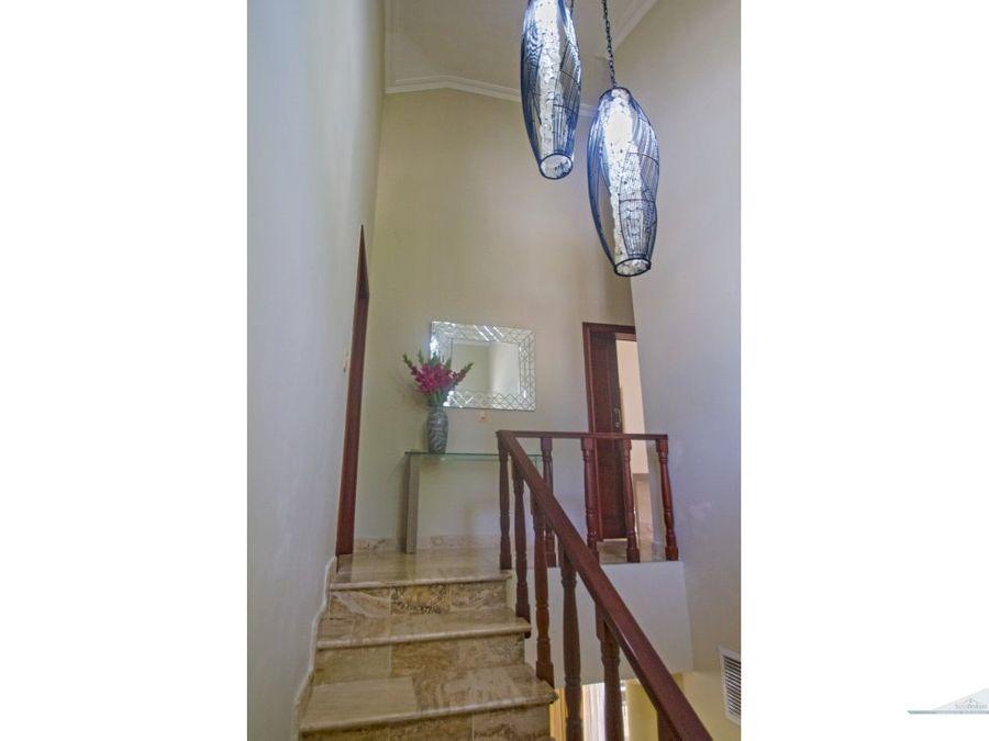 villa duplex 3 hab 3 banos cocotal punta cana