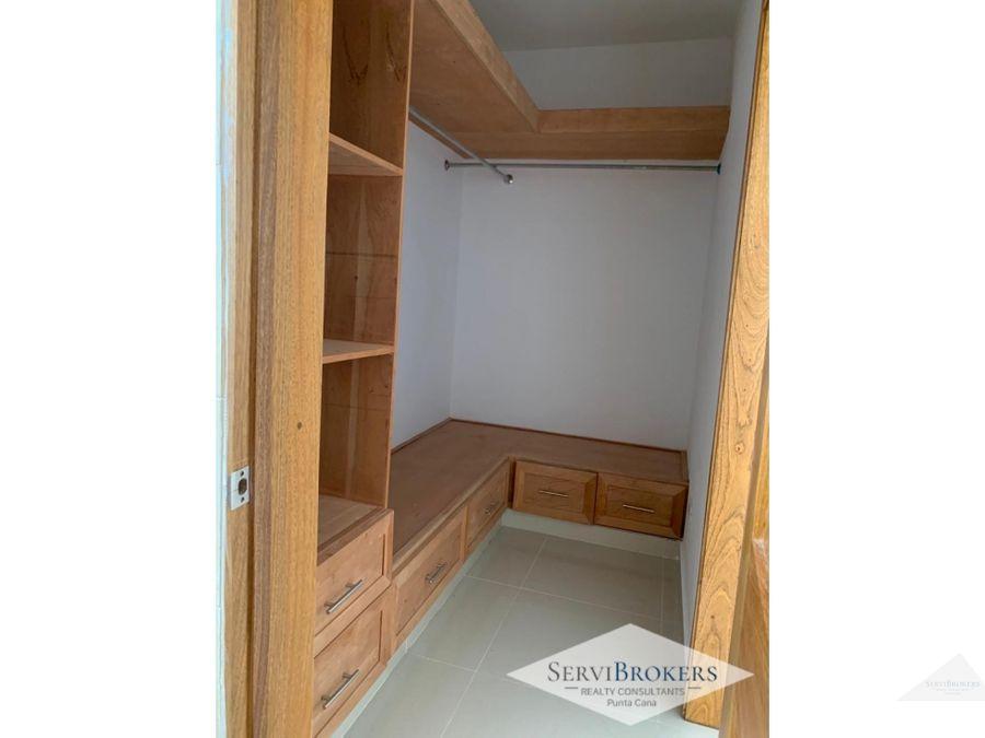 casa de 3 habitaciones en venta bavaro punta cana