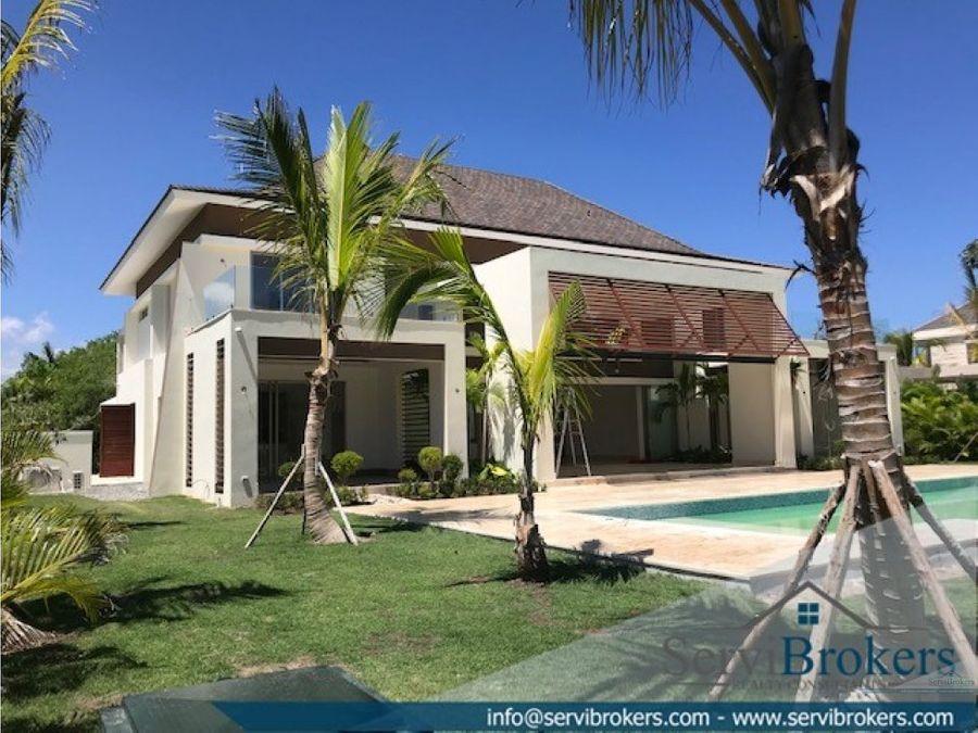 villa en puntacana resort club