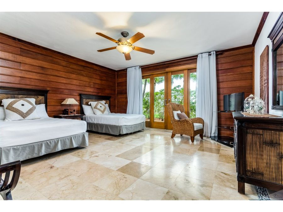 5 bedroom luxury villa for sale cap cana