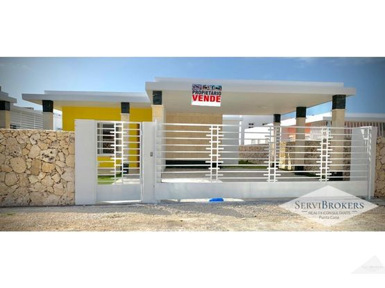 casa de 3 habitaciones en venta