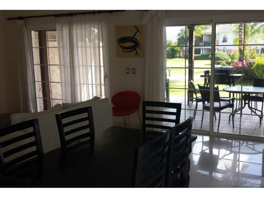 venta duplex 3 hab 3 banos servicio cocotal bavaro punta cana