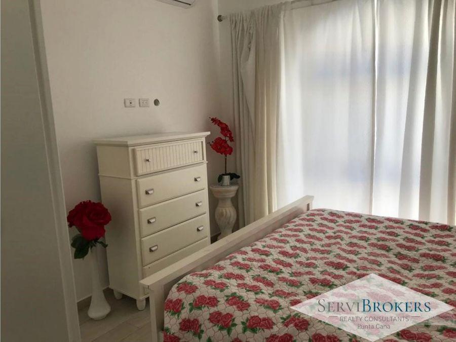 condominio 2 habitaciones 2 banos los corales bavaro punta cana