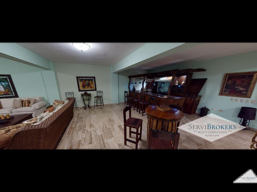 casa de campo venta villa 9 habitaciones 11 banos