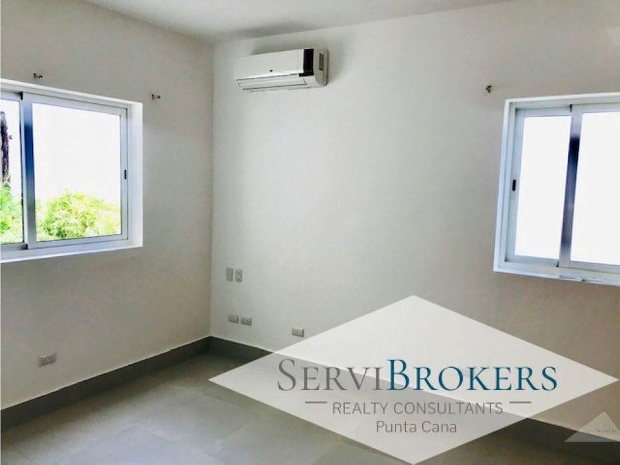 punta cana apartamento 2 habitaciones 25 banos sin muebles