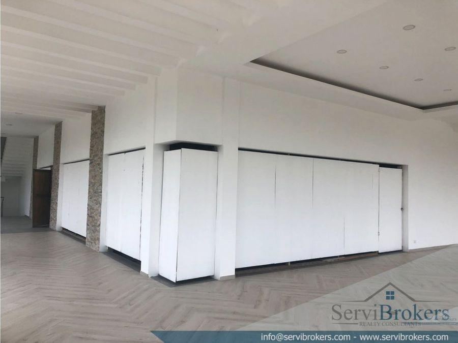 local aqluiler 72 m2 32 m2 terraza bavaro