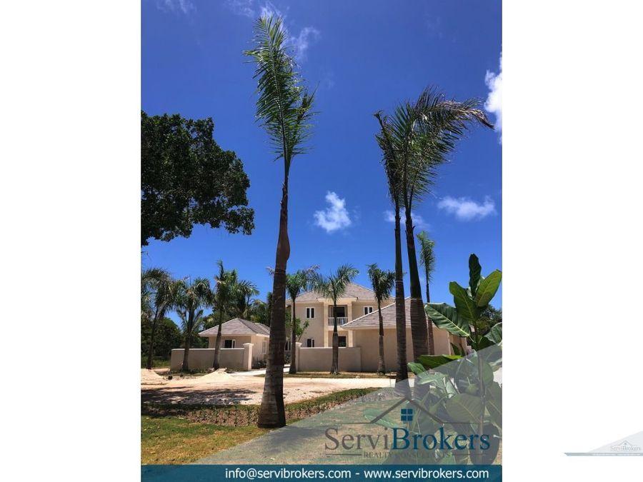 villa 7 habitaciones arrecife punta cana resorts