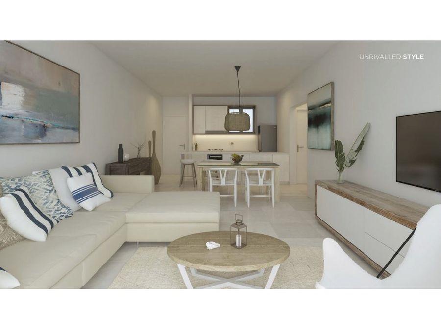 apartamento 2 habitaciones el cortecito punta cana