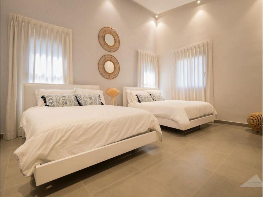 punta cana village 4 habitaciones villa en venta