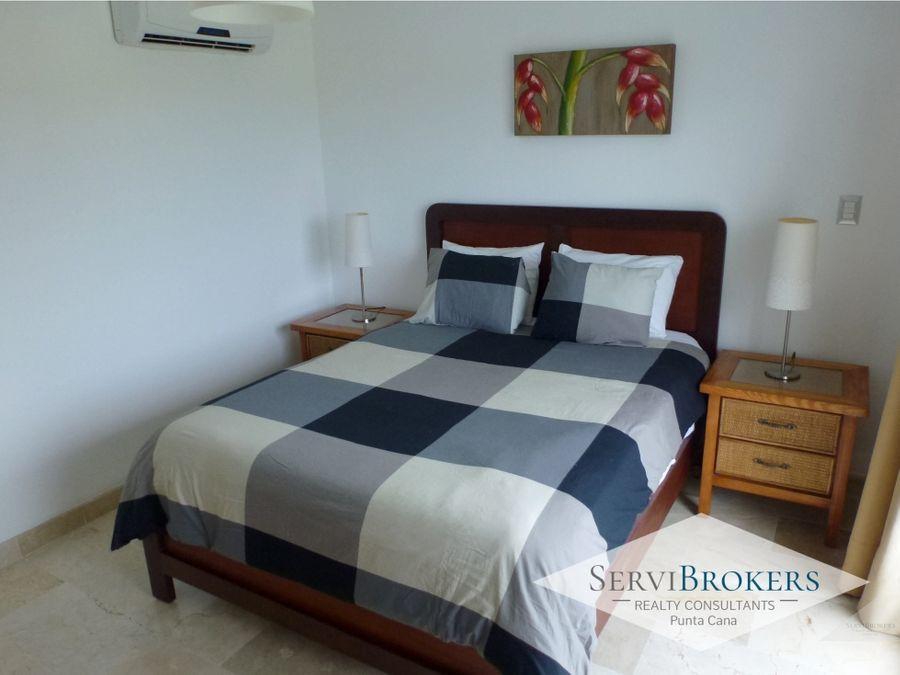 punta cana oferta venta apartamento 2 habitaciones 2 banos