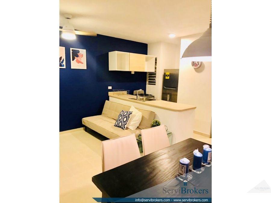 apartamento 2 habitaciones 1 bano