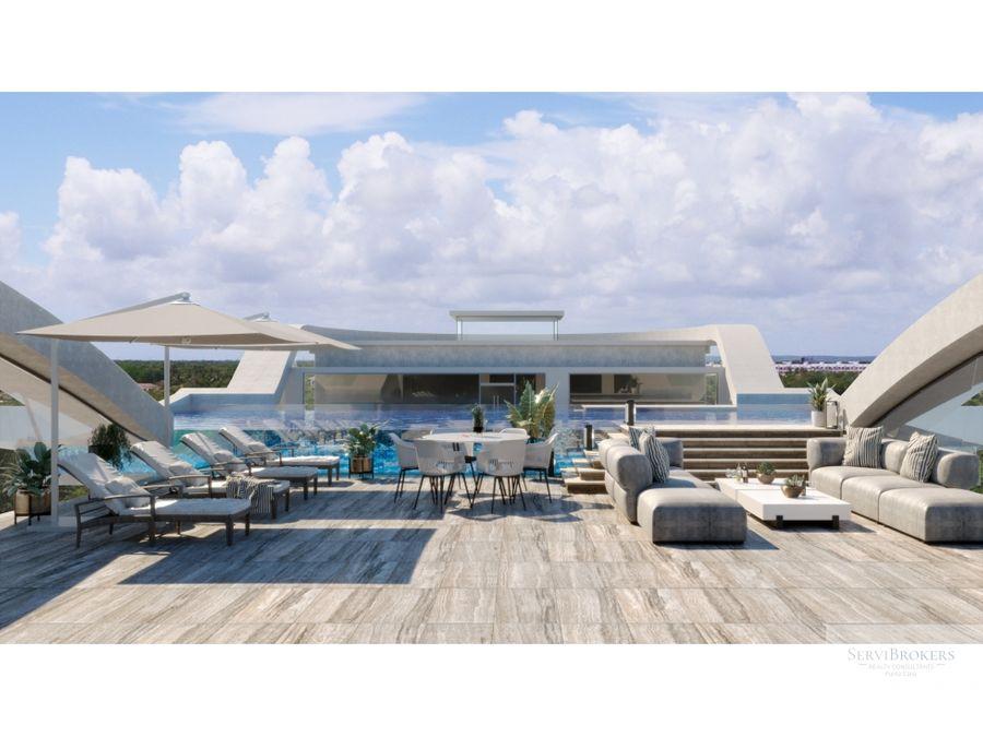 condominio 1 2 y 3 habitaciones en venta punta cana cana bay