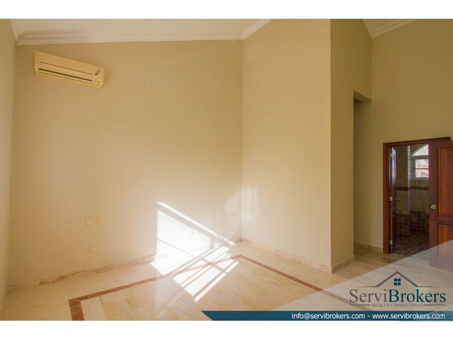 renta duplex en bavaro punta cana sin muebles