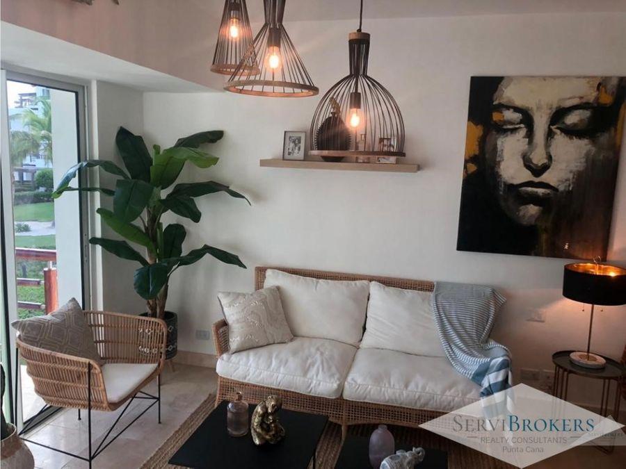 lindo apartamento tipo estudio punta palmera punta cana