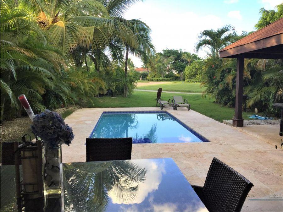 cocotal 3 hab duplex casa con piscina en venta