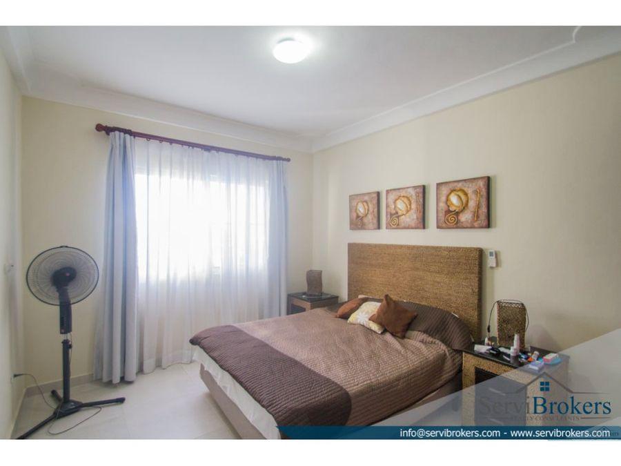 apartamento 2 habitaciones bavaro el cortecito