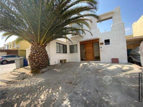 casa en condominio en sector norte en antofagasta