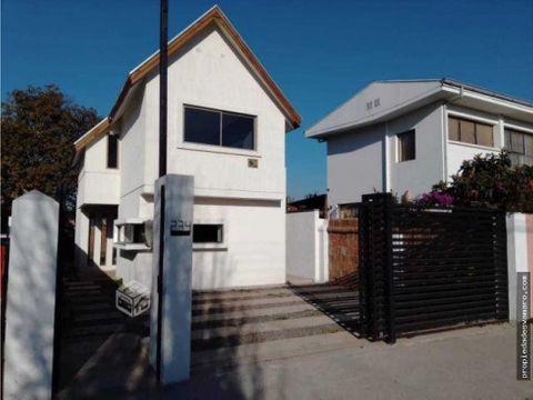 casa nueva cercana a metrotren en villa alemana