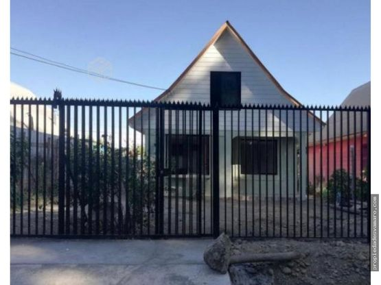 casa en sector sarmiento en curico