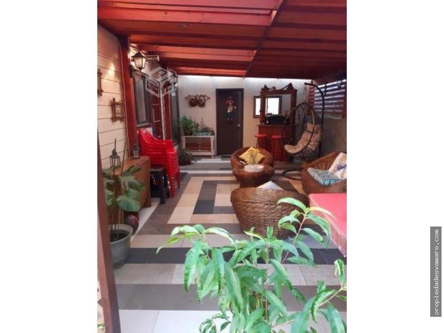 casa en condominio en villa valle nonguen en concepcion