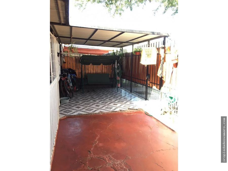 se vende casa en villa la arboleda en maipu