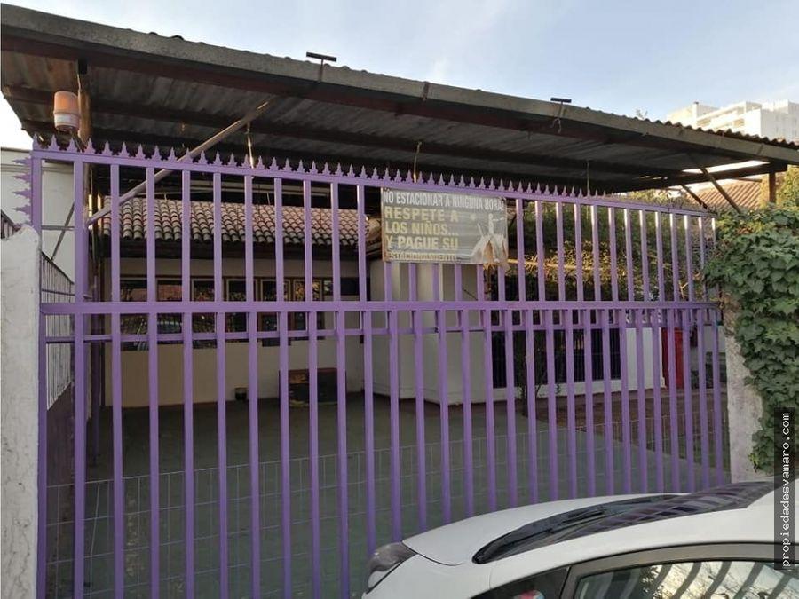 propiedad para uso comercial cercana a avda pajaritos en maipu