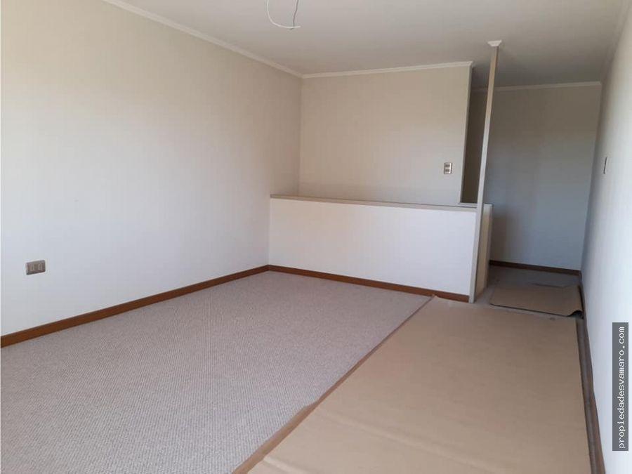 casa nueva en condominio cercana al hospital de quilpue