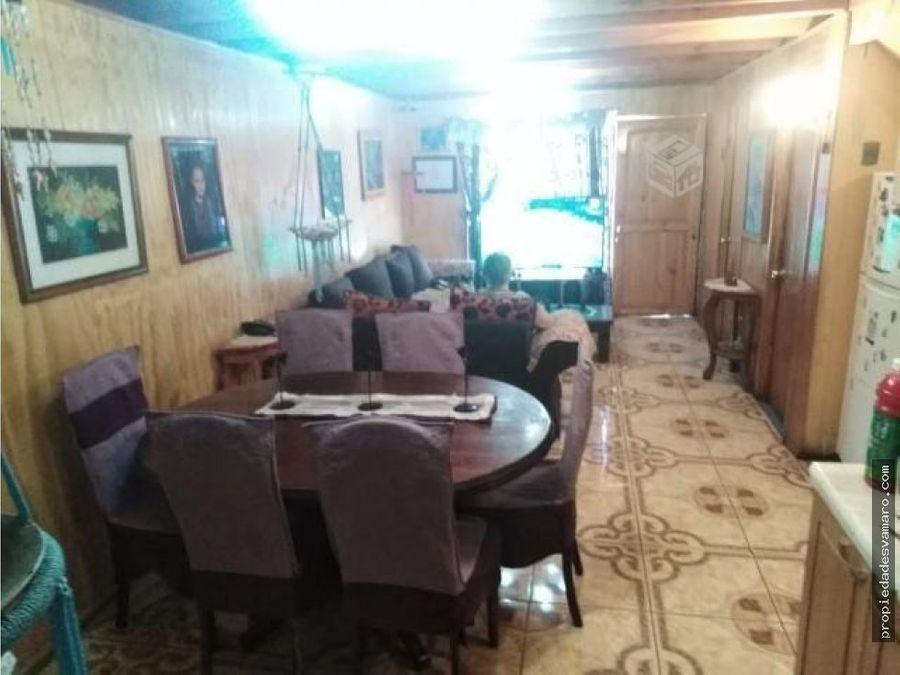 casa en sector 3 poniente en maipu