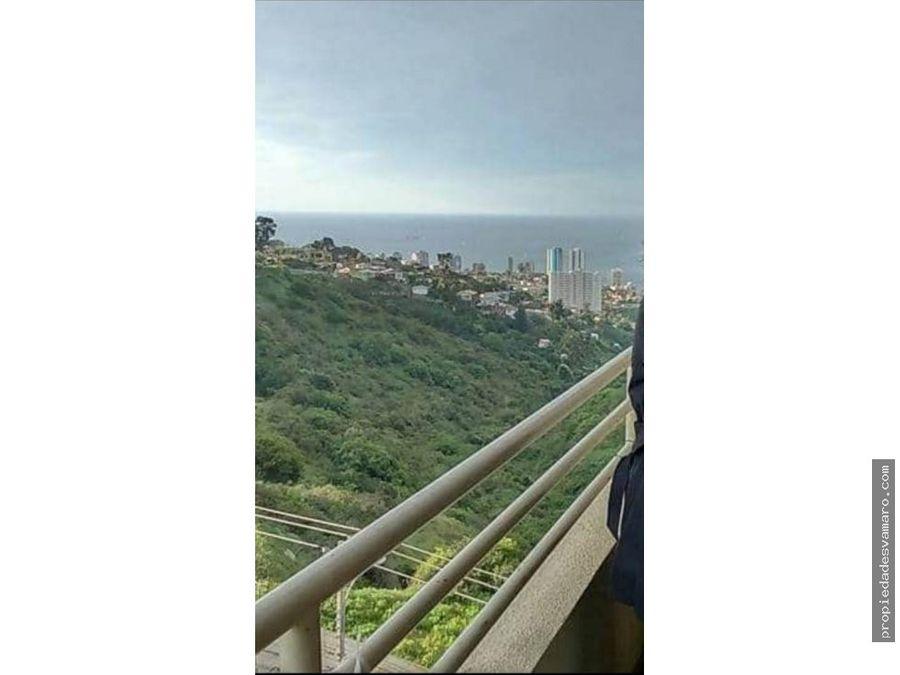depto cerro esperanza 21 de mayo valparaiso
