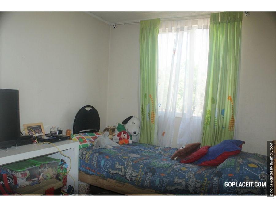 se vende casa en condominio en penaflor