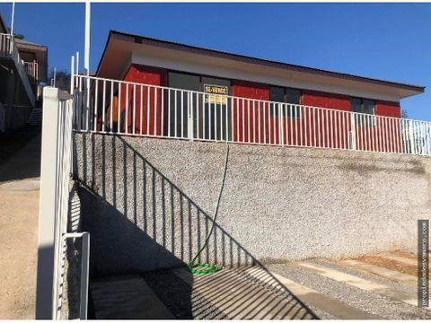 casa nueva en condominio en villa alemana