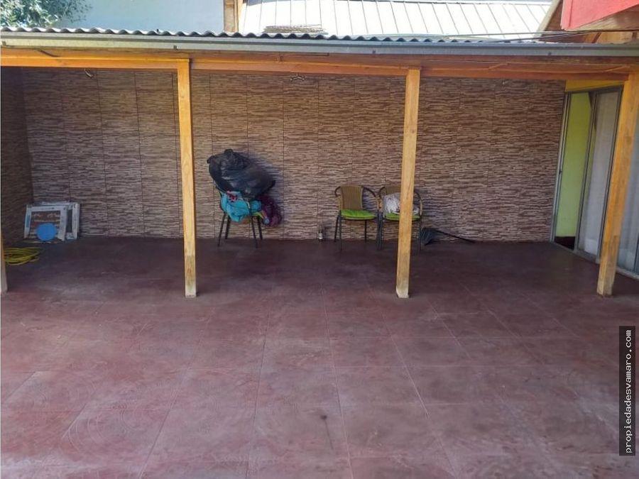 casa en villa los heroes en maipu