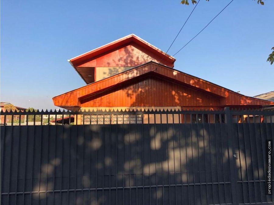 casa villa torino en rancagua